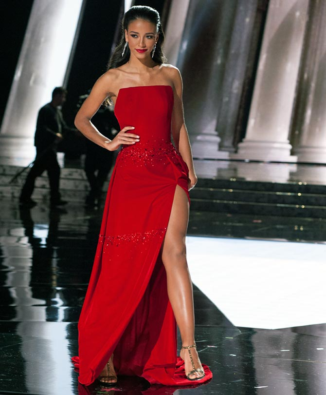 Top 10: Miss Universe 2015 - Rediff.com Get Ahead