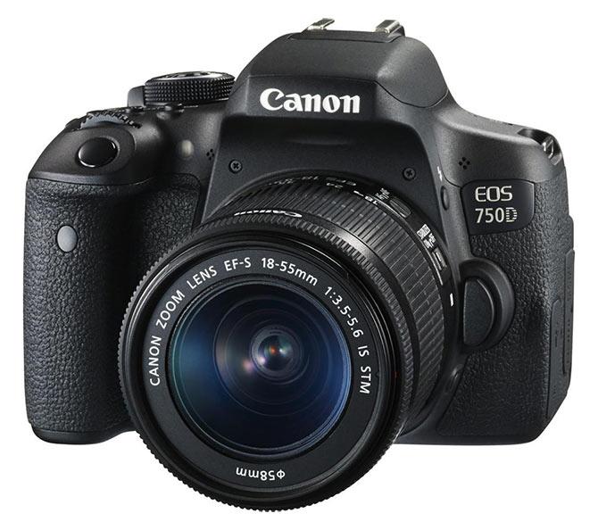 Top 10 DSLR cameras of 2015