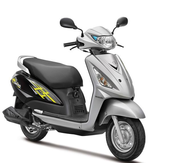 The 2015 Suzuki Swish 125 is here!