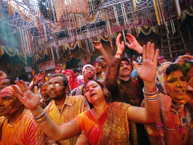 Latest News from India - Get Ahead - Careers, Health and Fitness, Personal Finance Headlines - Travel 2015: What should you celebrate this March?