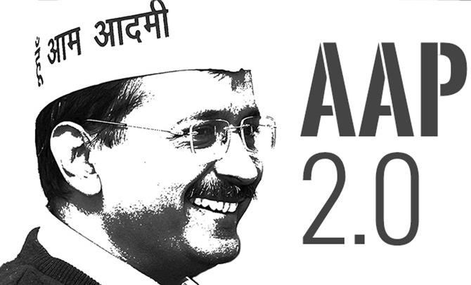 Latest News from India - Get Ahead - Careers, Health and Fitness, Personal Finance Headlines - What you can learn from AAP's victory