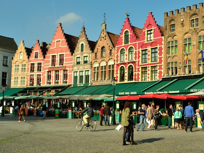 Latest News from India - Get Ahead - Careers, Health and Fitness, Personal Finance Headlines - Bruges, it's easy to fall in love with you