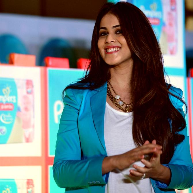 Latest News from India - Get Ahead - Careers, Health and Fitness, Personal Finance Headlines - 'I am still the same Genelia!'