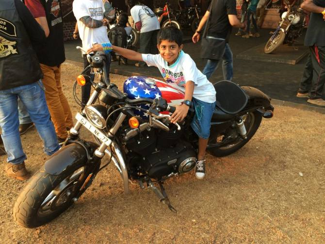 In PICS: India Bike Week 2015
