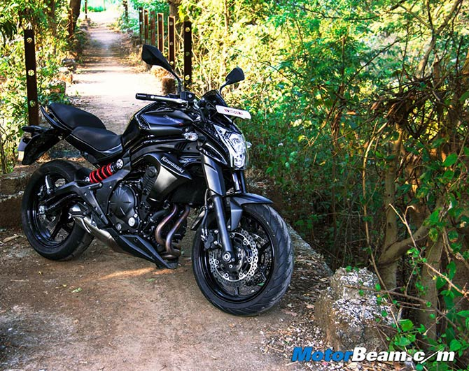 At Rs 5.72 lakh, Kawasaki ER-6n is good value for money