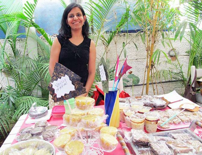 Latest News from India - Get Ahead - Careers, Health and Fitness, Personal Finance Headlines - She taught herself to bake, now she helps stray animals