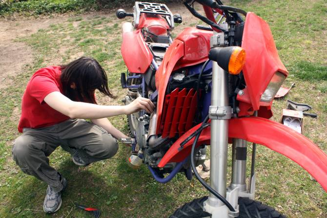 9 DIY maintenance tips for your bike
