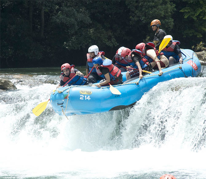Latest News from India - Get Ahead - Careers, Health and Fitness, Personal Finance Headlines - White-water adventure anyone? Kerala beckons you to Thusharagiri