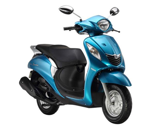 Yamaha's Vespa?