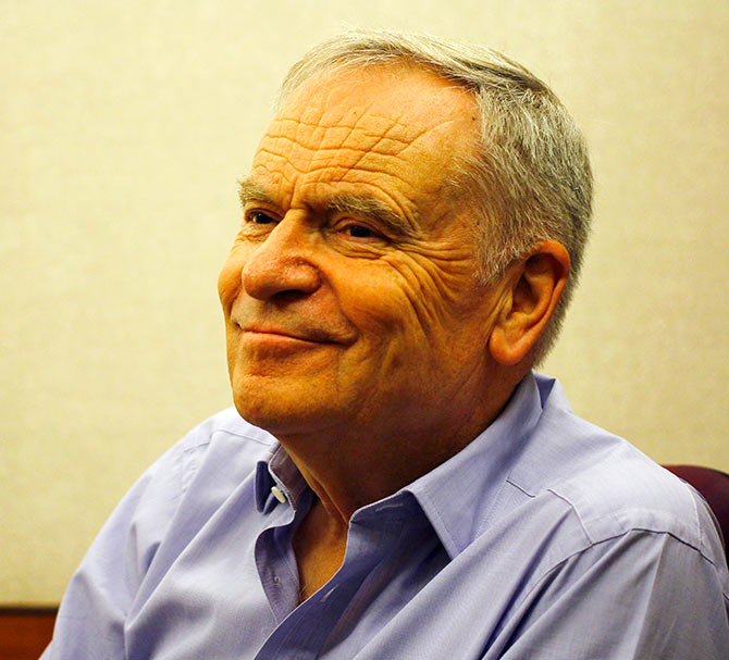 Latest News from India - Get Ahead - Careers, Health and Fitness, Personal Finance Headlines - Jeffrey Archer: 'I don't want to be a Bollywood superstar'