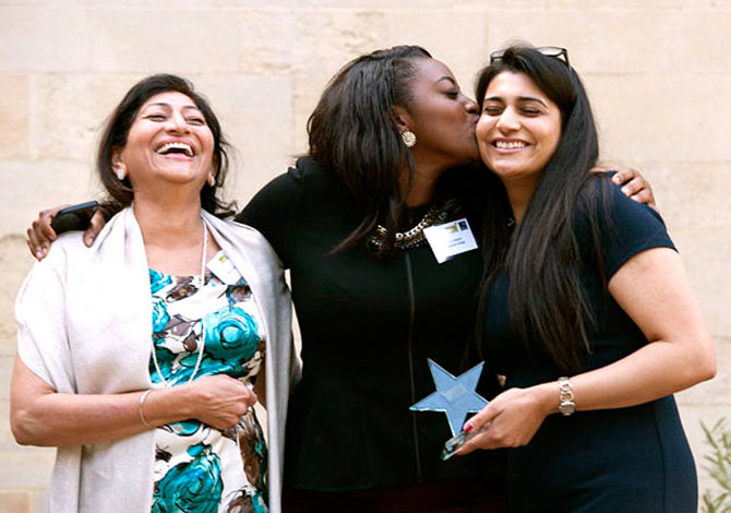 Latest News from India - Get Ahead - Careers, Health and Fitness, Personal Finance Headlines - Indian-origin teacher bags Oxford University award