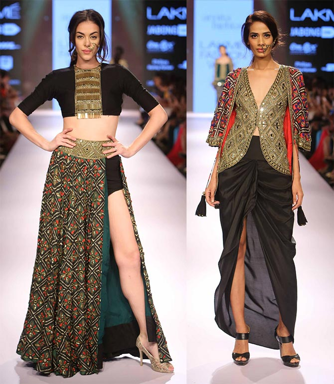 Arpita Mehta's latest collection