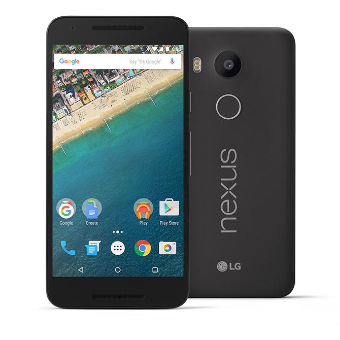 Meet Google Nexus 5X and 6P