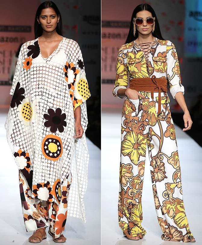 Retro style dresses india online