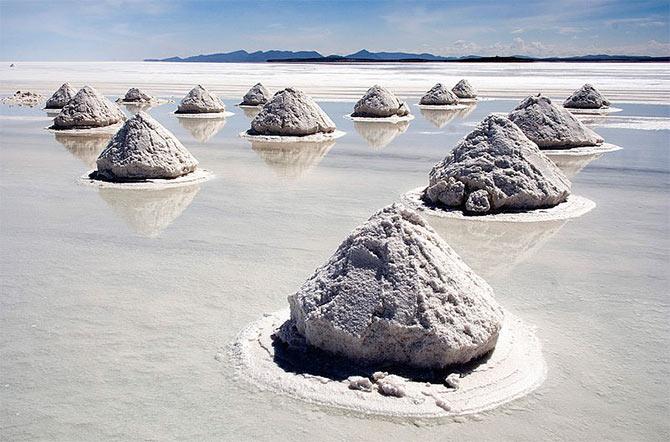 Salt Flats, Bolivia