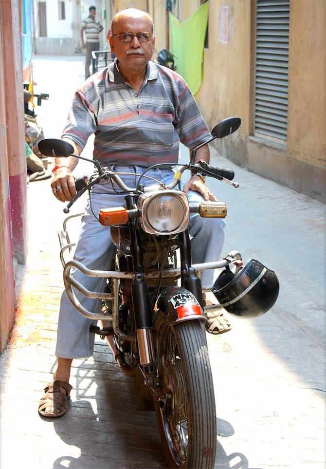 #BikeMemories: My Rajdoot seldom let me down