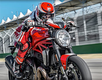 2016 Ducati Monster 1200 R: From 0 to 100 in 3.2 seconds