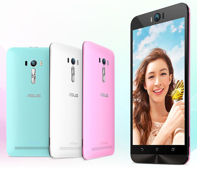 ASUS Zenfone Selfie ZD551KL Unboxed Hands On