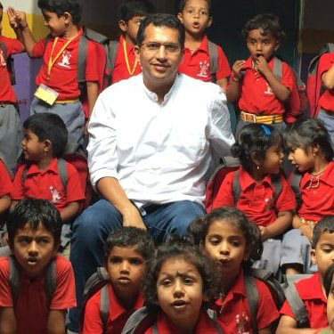 Latest News from India - Get Ahead - Careers, Health and Fitness, Personal Finance Headlines - He made education accessible to over 11,000 rural kids