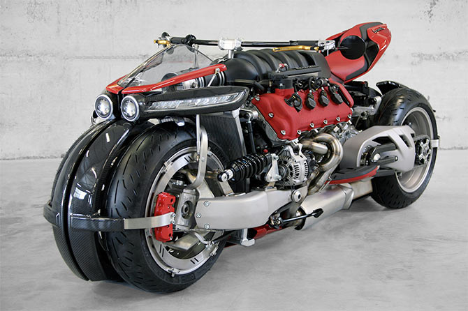 5 superbikes that will blow your mind away - Rediff.com Get Ahead