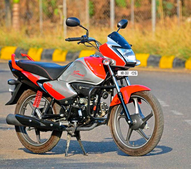 India 39 s top 10 fuel efficient bikes get ahead - Hero splendor ismart mileage per liter ...