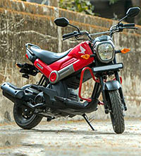 Cute and quirky: Honda Navi, first ride