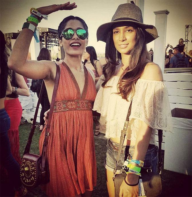 Coachella fashion: The...