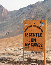 Latest News from India - Get Ahead - Careers, Health and Fitness, Personal Finance Headlines - 15 interesting road signs from India