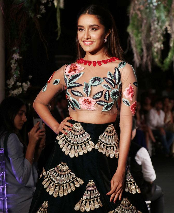 Latest News from India - Get Ahead - Careers, Health and Fitness, Personal Finance Headlines - Pics: Shraddha, Sushant walk for Manish Malhotra
