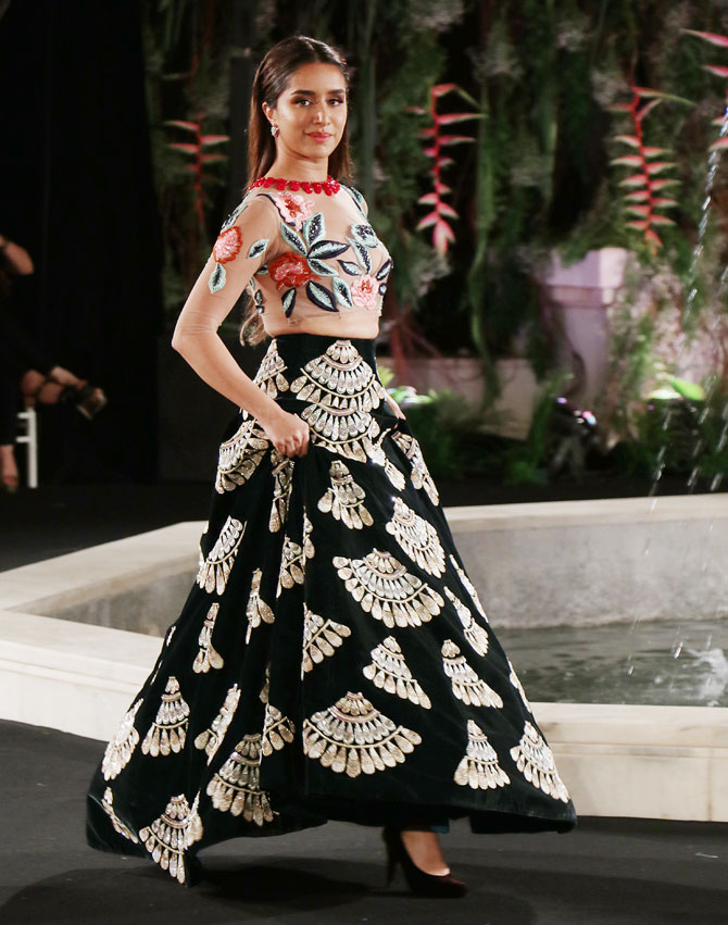 pre-wedding lehenga designs