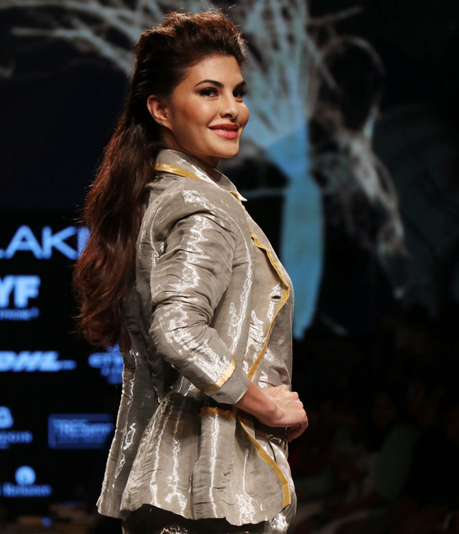 Latest News from India - Get Ahead - Careers, Health and Fitness, Personal Finance Headlines - Pics: When Jacqueline stole our hearts