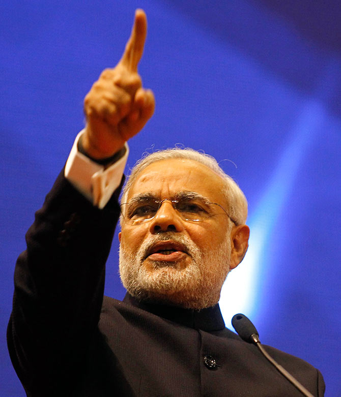 Do you want to be the next Modi?