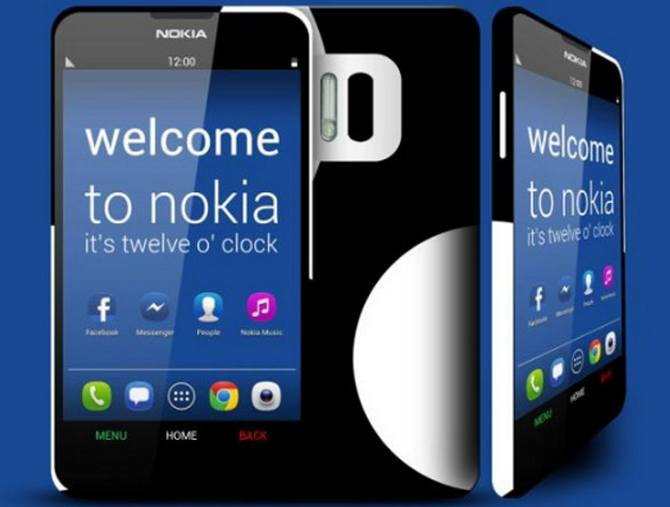 Rumoured pic of Nokia D1C