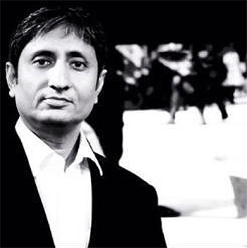 Latest News from India - Get Ahead - Careers, Health and Fitness, Personal Finance Headlines - Ravish Kumar, the news anchor who doesn't fear failure