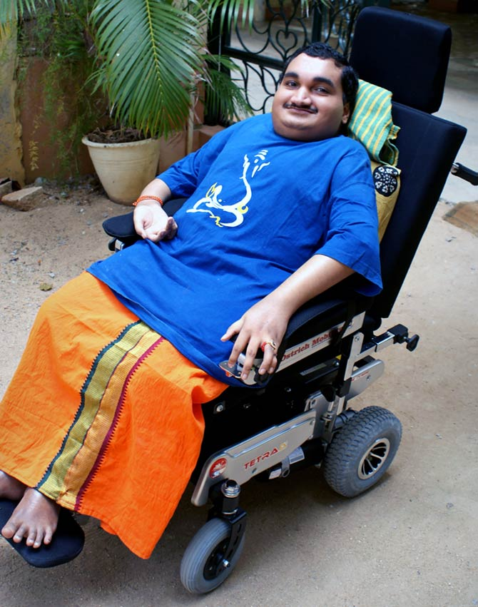 Latest News from India - Get Ahead - Careers, Health and Fitness, Personal Finance Headlines - #WheelchairWarrior: This 26 yr old's courage will amaze you