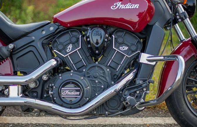 Harley-Davidson 1200 Custom Vs Indian Scout Sixty - Rediff.com Get