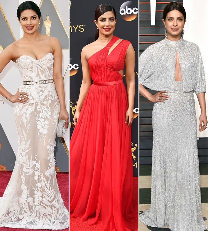 Priyanka Chopra Best Looks 2016