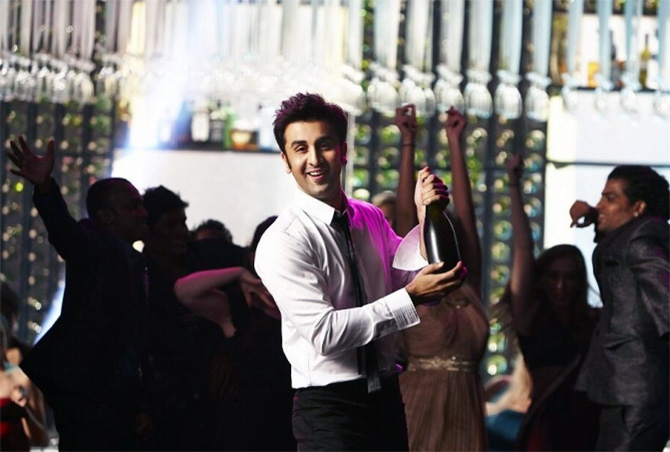 A still from Yeh Jawani Hai Deewani