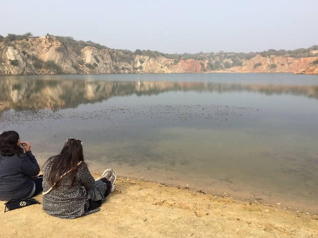 Latest News from India - Get Ahead - Careers, Health and Fitness, Personal Finance Headlines - Delhi's hidden lakes off the tourist trails
