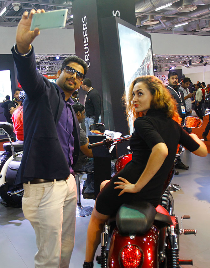 Auto Expo 2016: The beauties on Day 2