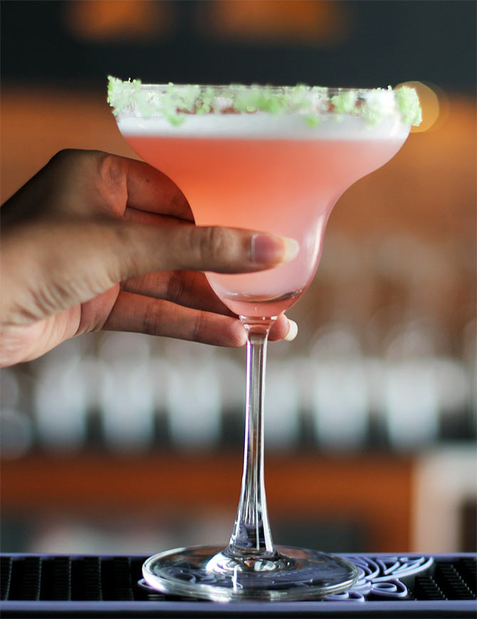 Latest News from India - Get Ahead - Careers, Health and Fitness, Personal Finance Headlines - Recipes: Candy Crush and Strawberry Basil Mocktail