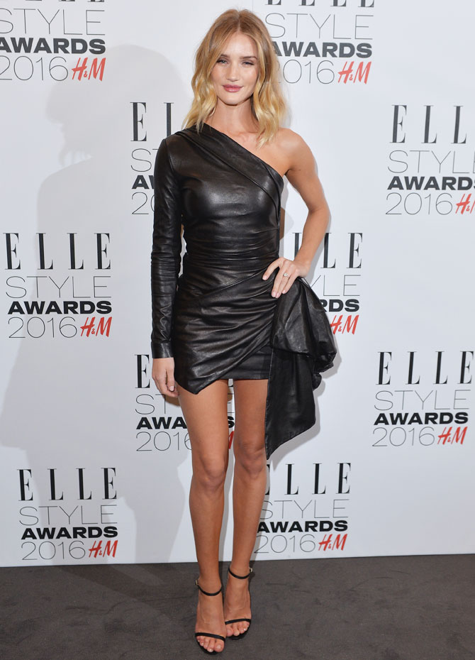 Latest News from India - Get Ahead - Careers, Health and Fitness, Personal Finance Headlines - What's the secret behind Rosie Huntington Whiteley's perfect figure?