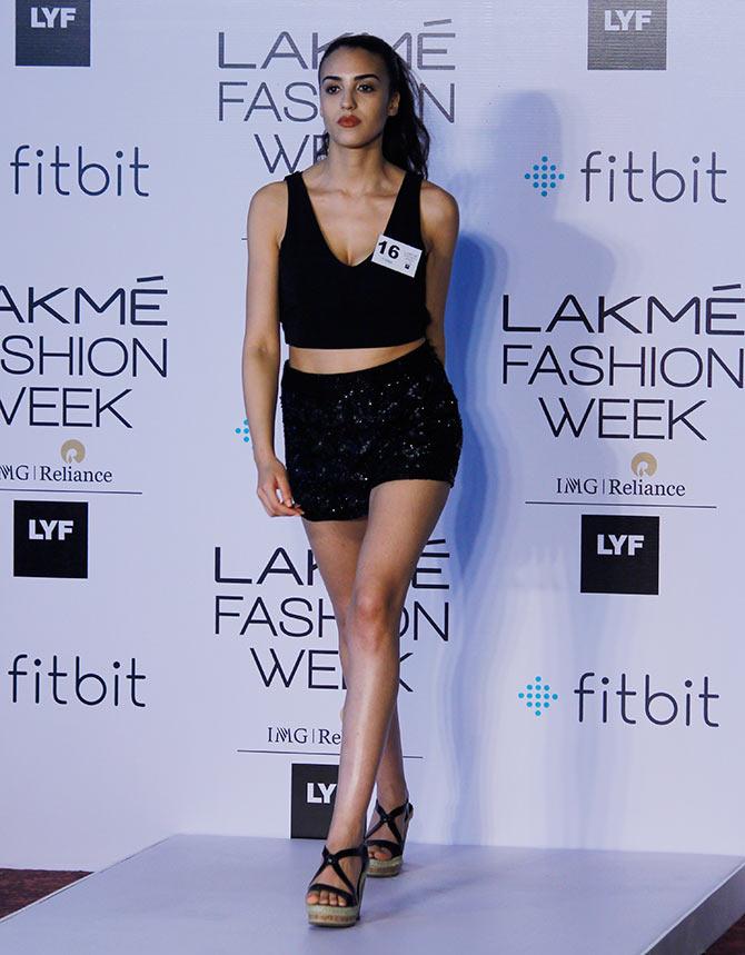 Models - Lakme Fashion Week 10