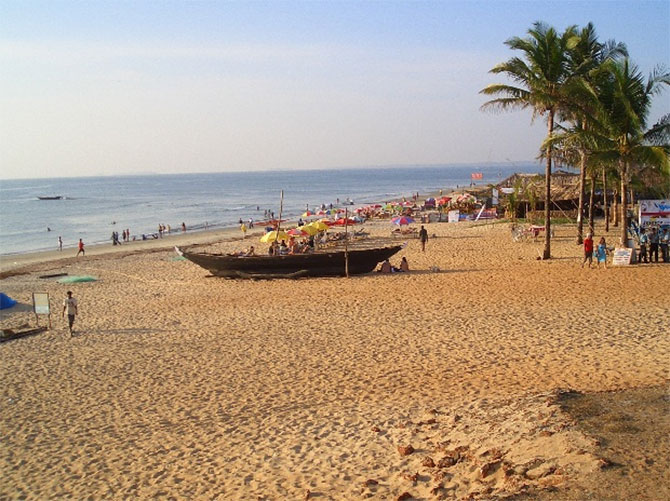 Latest News from India - Get Ahead - Careers, Health and Fitness, Personal Finance Headlines - Aimless ambling in Benaulim, Goa