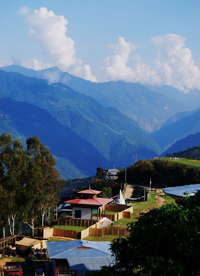 Latest News from India - Get Ahead - Careers, Health and Fitness, Personal Finance Headlines - Bhutan: A piece of heaven on earth