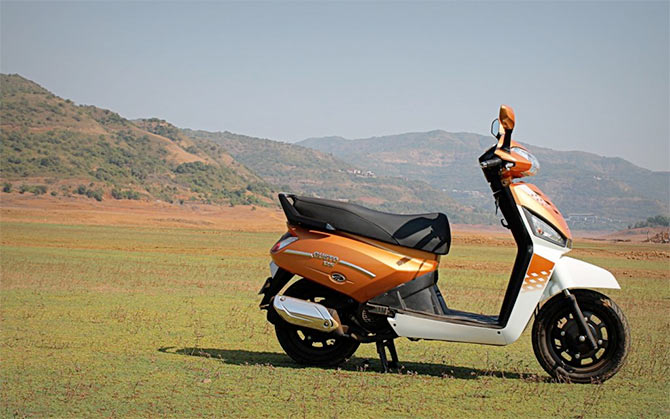 Mahindra Gusto 125: First Impressions