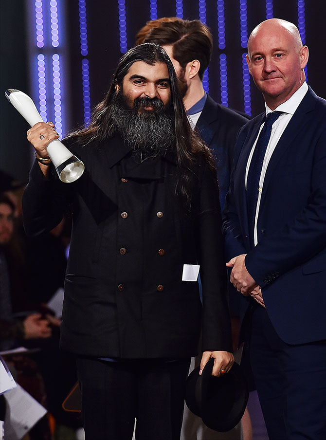Latest News from India - Get Ahead - Careers, Health and Fitness, Personal Finance Headlines - Indian designer wins International Woolmark Prize