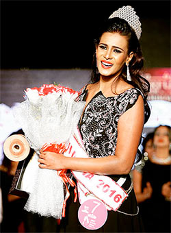Latest News from India - Get Ahead - Careers, Health and Fitness, Personal Finance Headlines - How a nerdy biotech grad became Miss South India 2016