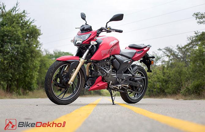 TVS Motor's double dhamaka!