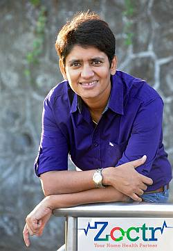 Nidhi Saxena, CEO, Zoctr Health